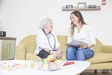ירידה בצריכת מזון בקרב קשישים