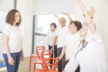 הזדקנות הסחוס והמפרק